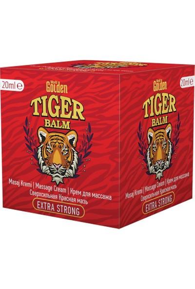 World Golden Kaplan Balsam Masaj Krem 20 ml