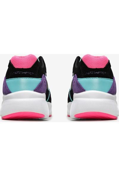 Skechers Meridian-No Worries Kadın Siyah Spor Ayakkabı 13020 Bkmt