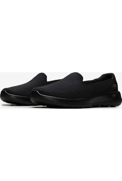 Skechers Go Walk Joy- Splendid Kadın Siyah Yürüyüş Ayakkabısı 15648 Bbk