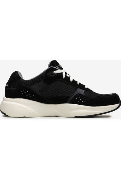 Skechers Meridian- Ostwall Erkek Siyah Spor Ayakkabı 52952 Bkw