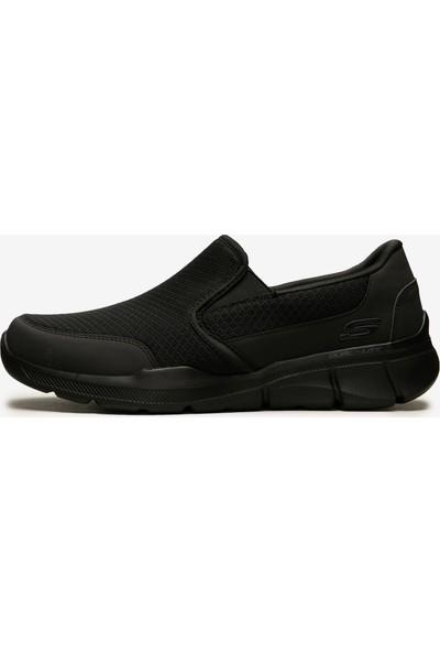 Skechers Equalizer 3.0 52984 Bbk Erkek Siyah Spor Ayakkabı