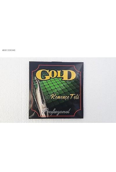 Jazz Gold Kemençe Teli
