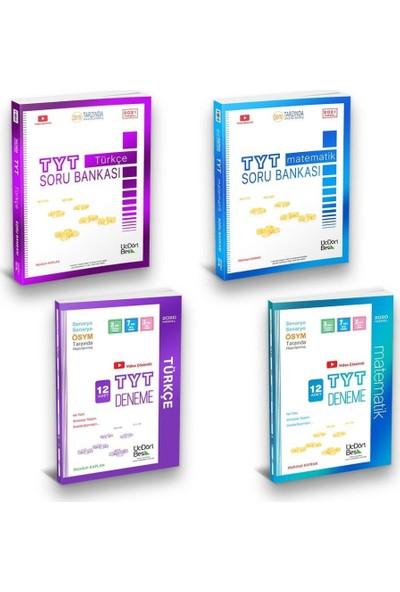 Üç Dört Beş Yayıncılık TYT Türkçe Matematik Soru Bankası ve Deneme Seti