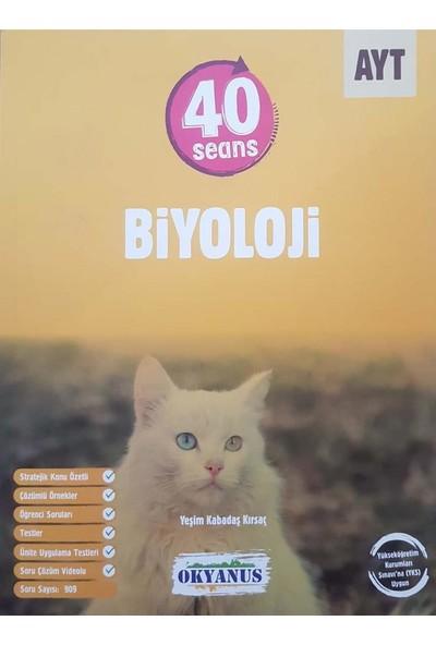 Okyanus Yayınları AYT 40 Seans Biyoloji