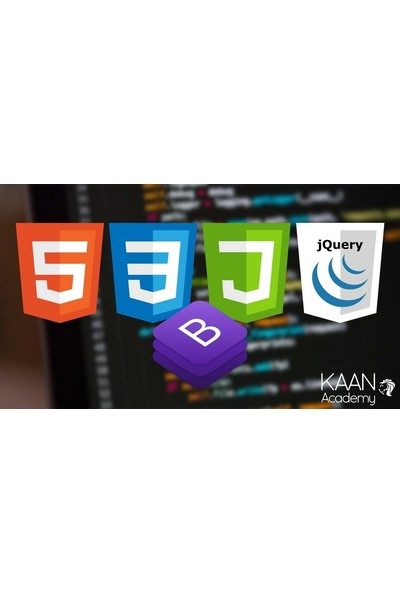 Udemy Web Tasarım| Html 5 | Css 3 | Bootstrap 4 | Javascrıpt