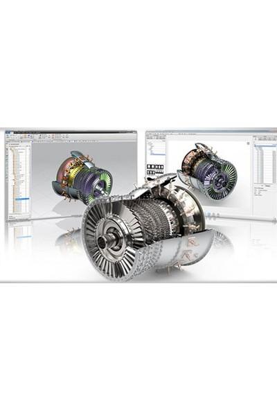Udemy Siemens Nx - Tasarım Mühendisi Yetiştirme Eğitim Programı