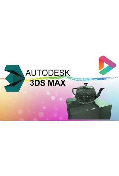 Udemy 3ds Max: Modelleme ve Animasyon Sanatını A'dan Z'ye Öğrenin
