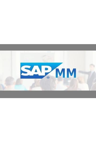 Udemy Sap mm : Key User ve Modül Uzmanı Eğitim Seti