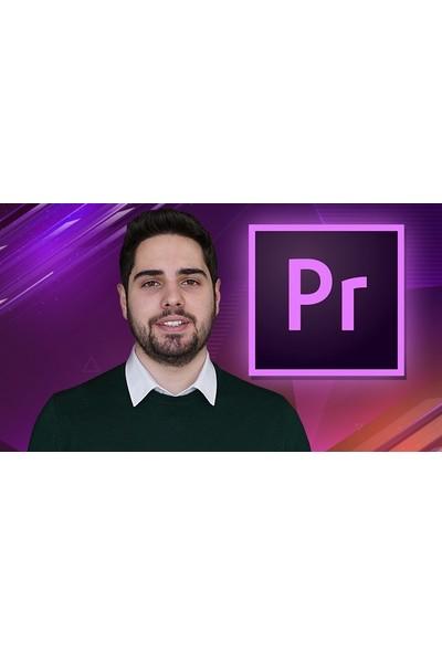 Udemy Adobe Premiere Pro cc 2020 Kurgu Montaj Eğitim Seti