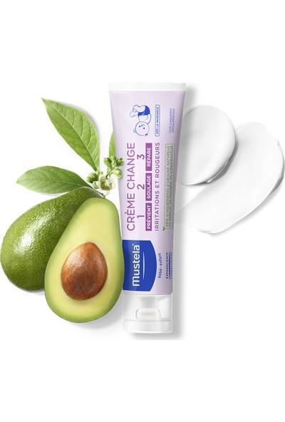 Mustela Vitamin Barrier 1-2-3 Cream 50 ml - 2 Adet