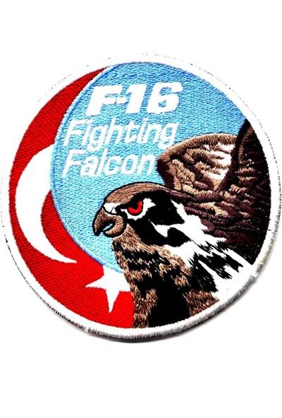 SAM F16 Peç - Arma - Askeri Patch