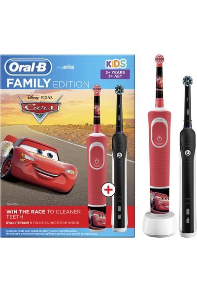 Oral-B Aile Paketi Cars