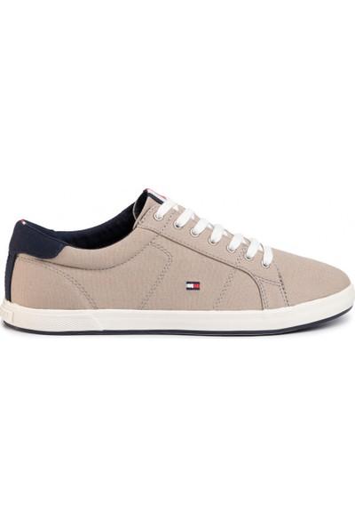 Tommy Hilfiger Erkek Iconic Long Lace Sneaker Erkek Ayakkabı FM0FM01536