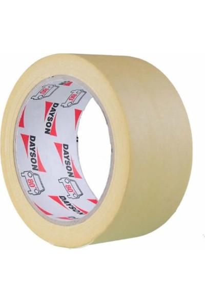 Dayson Maskeleme Bandı Kağıt Bant 36 mm x 35 mt