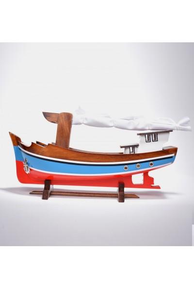 Synope Karadeniz Taka Modeli – Gemi Tekne Kayık Maketi (Kt-1)