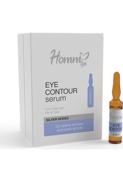 Homm Life Eye Contour Serum Tüm Ciltler 2 ml x 12 Adet