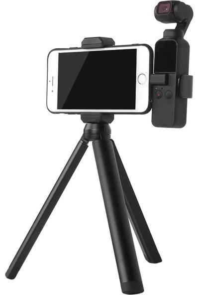 Kingma Dji Osmo Pocket Telefon Tutucu Tripod ve Monopod