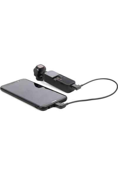 Kingma Dji Osmo Pocket Için Type-C To Type-C Kablo