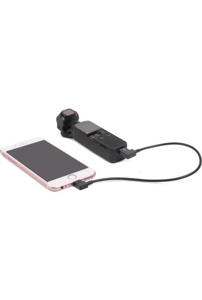 Kingma Dji Osmo Pocket Için Type-C To Ios iPhone Kablo