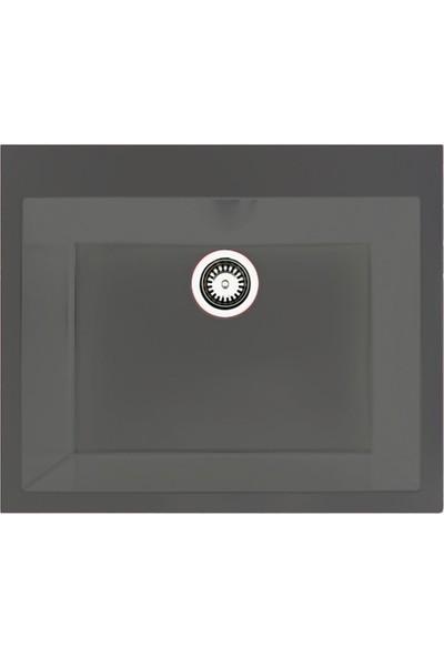 POLEX Cristalüx Granit Eviye P.X60