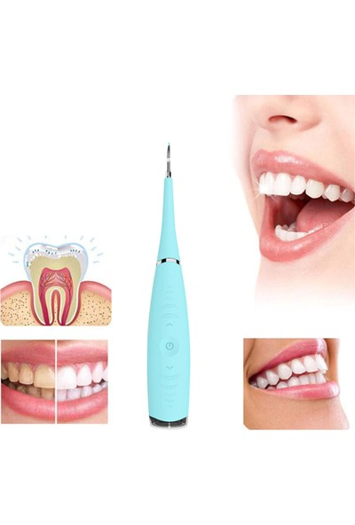 Yüksek Titreşimli Diş ve Yüz Temizleyici Facial Brush 2 in 1
