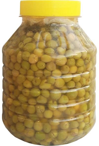 Altın Damla Zeytin ve Zeytinyağları Topak Aşı Halhalı Yeşil Zeytin 1,5 kg