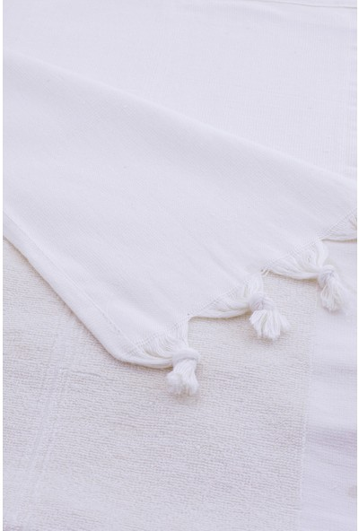 Bedinn Peştemal Havlu Beyaz