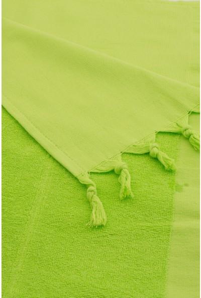 Bedinn Peştamal Havlu Fıstık Yeşili