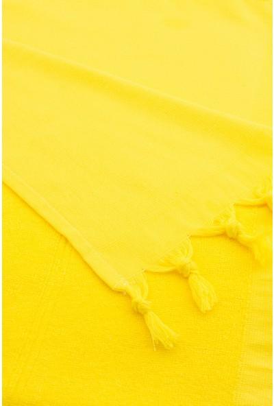 Bedinn Peştamal Havlu Limon Sarısı