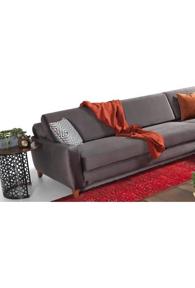 Evmoda Mobilya - Comfort Modern Köşe Koltuk Takımı