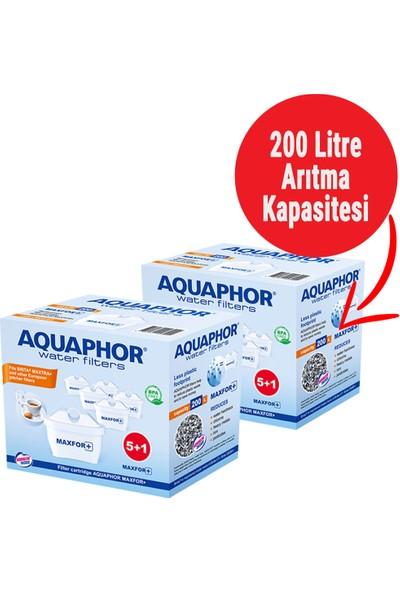 Aquaphor 12 Adet Su Arıtmalı Sürahi Kartuşu