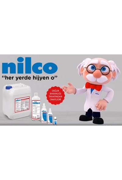 Nilco Sanisept El Dezenfektanı H711 100 ml Sprey Kapak 4'lü