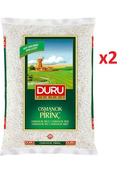 Duru Osmancık Pirinç 2,5 kg 2'li