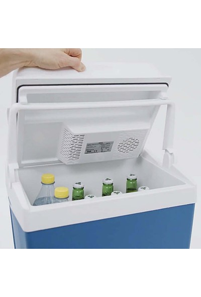 Mobicool MV30 12 - 220 V Ac/Dc Oto Buzdolabı 29 lt