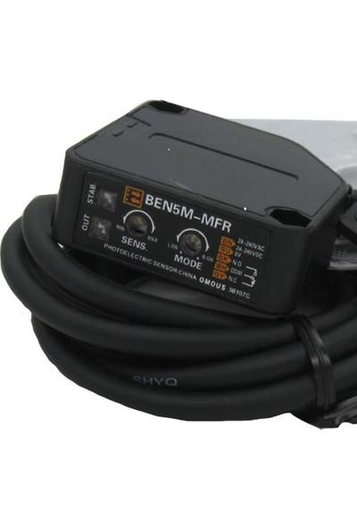 Ben5m Yüksek Hassasiyetli Dc Fotosel Sensör