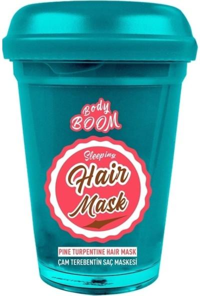 Body Boom Çam Terebentin Özlü Saç Maskesi 100 ml