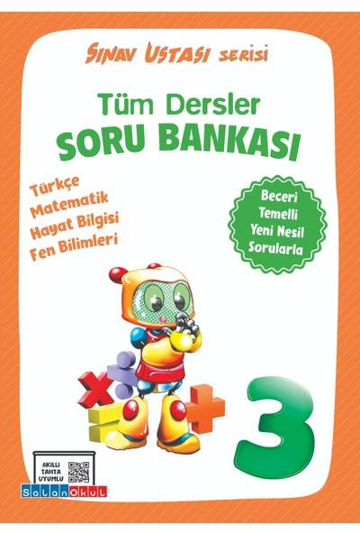 Salan Yayınları 3. Sınıf Tüm Dersler Soru Bankası