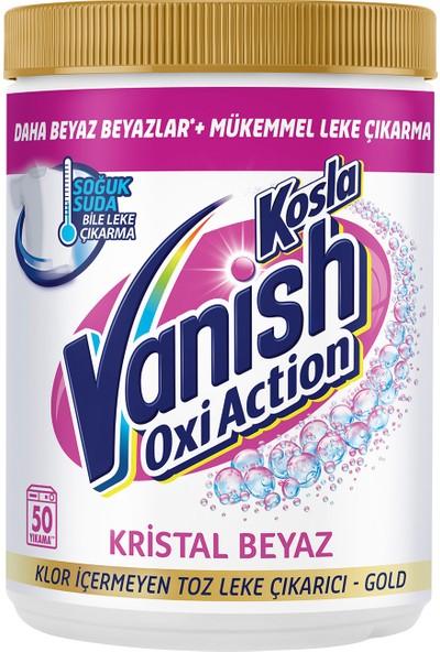 Vanish Kosla Oxi Action Toz Leke Çıkarıcı 1000 gr Beyazlar İçin