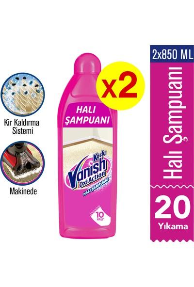Vanish Kosla Halı Şampuanı Makine Yıkama 2'li Paket (2x850 ml)