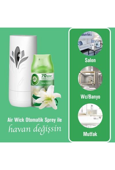 Air Wick Oda Kokusu Freshmatic Bahar Çiçekleri Kit + Yedek
