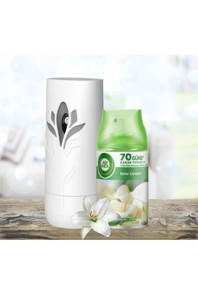 Air Wick Oda Kokusu Freshmatic Bahar Çiçekleri Yedek