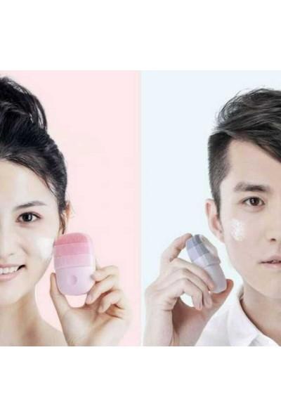 Xiaomi Inface Sonic Yüz Temizleme ve Cilt Bakımı Masaj Cihazı Sarı