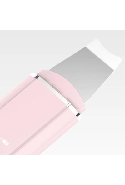 Xiaomi Inface Ultrasonic Yüz Temizleme Cihazı Pembe