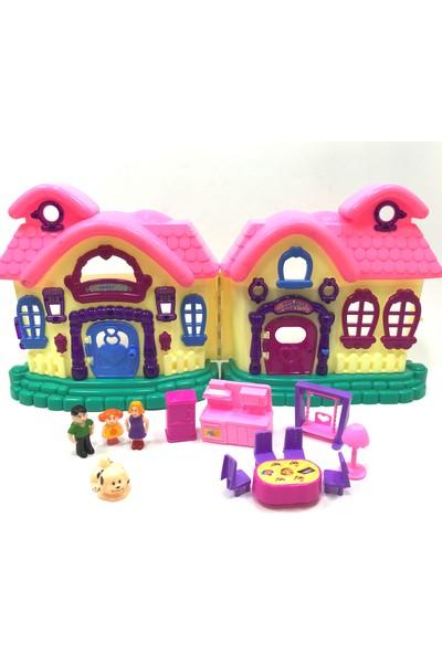 Mega Oyuncak My Lovely Home Oyuncak Işıklı Müzikli Ev Seti BS899-5X