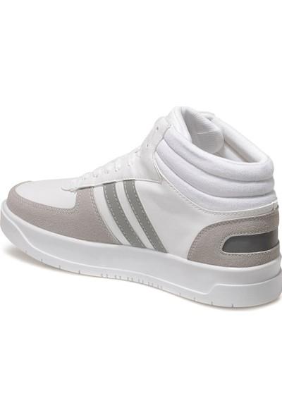 Lumberjack KLAN HI Beyaz Erkek Sneaker Ayakkabı