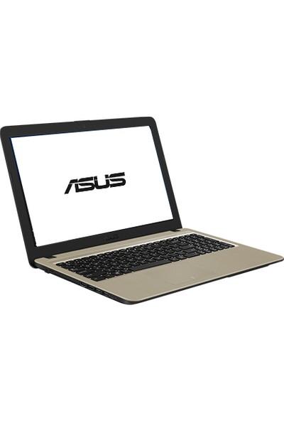 "Asus VivoBook X540NA-GQ137 Intel Celeron N3350 4GB 256SSD Freedos 15.6"" Taşınabilir Bilgisayar"