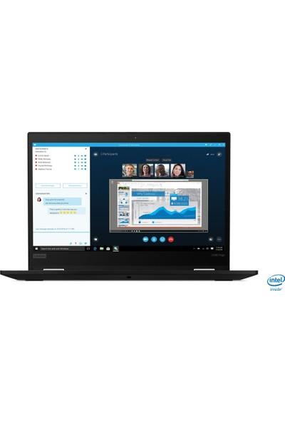 """Lenovo X395 AMD Ryzen 7 3700U 16GB 512GB SSD Windows 10 Pro 13.3"""" FHD Taşınabilir Bilgisayar 20NL000HTX"""