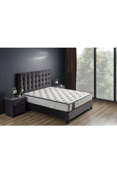 Serabed Hyper Soft Full Yaylı Yatak Orta Sert 140 x 200 cm