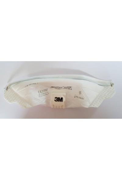3M 9162E Vflex Ffp2 N95 Maske 15'li Steril Paket