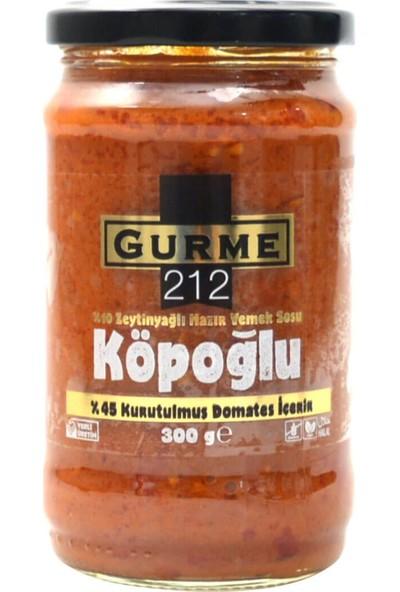 GURME212 Köpoğlu Yemek Sosu 320 gr